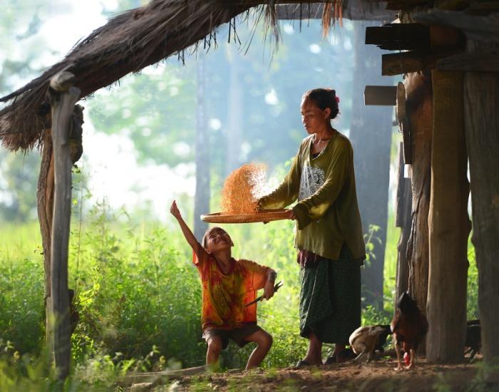Сердце матери - это бездна, в глубине которой всегда найдется прощение.
