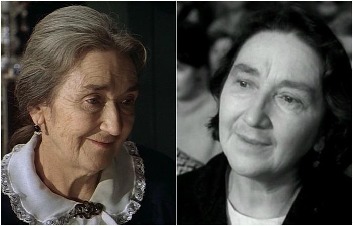 Актриса театра и кино, лауреат Сталинской премии II степени,  более 45 лет играла в Центральном театре Советской Армии, в 1965 году удостоена звания народной артистки СССР.