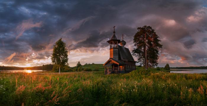 Место, где можно побыть в тишине. Автор фотографии: Истомин Виталий Александрович.