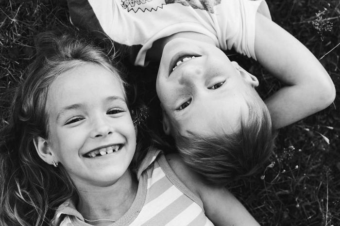 Ах это беззаботное детство. Автор фотографии: Елена Николенко.