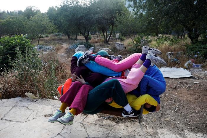 Автор снимка - Ронен Звулун (Ronen Zvulun). Место съемки: Иерусалим, Израиль.