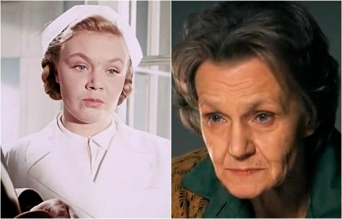 Роль врача Машеньки стала одной из самых запоминающихся в фильмографии талантливой актрисы.