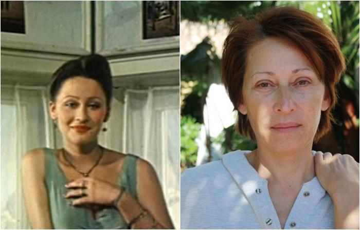 Сыграла роль секретарши директора турбазы Аллы Дмитриевны - вместе с Бориславом Брондуковым они исполнили блестящий комический дуэт.