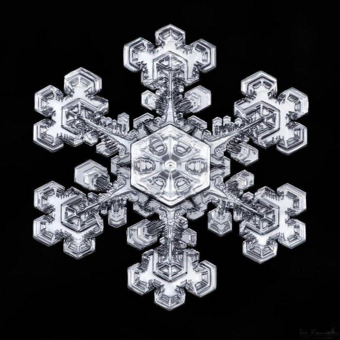Уникальные геометрические формы.