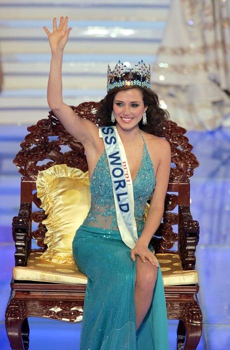 Перуанская фотомодель, победительница международного конкурса красоты «Мисс Мира» 2004 года.