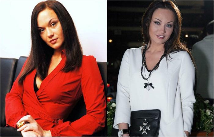 Российская актриса и модель широкую популярность завоевала после исполнения главной роли в сериале «Маргоша».