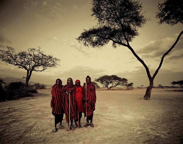 Одна из наиболее удивительных и самобытных народностей на земле.