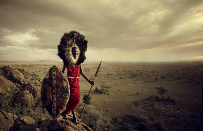 Полукочевой африканский коренной народ, живущий в саванне на юге Кении и на севере Танзании.