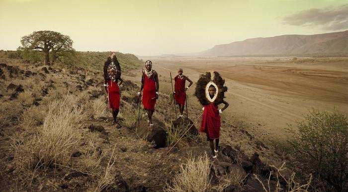 Одни из самых известных племён Восточной Африки.