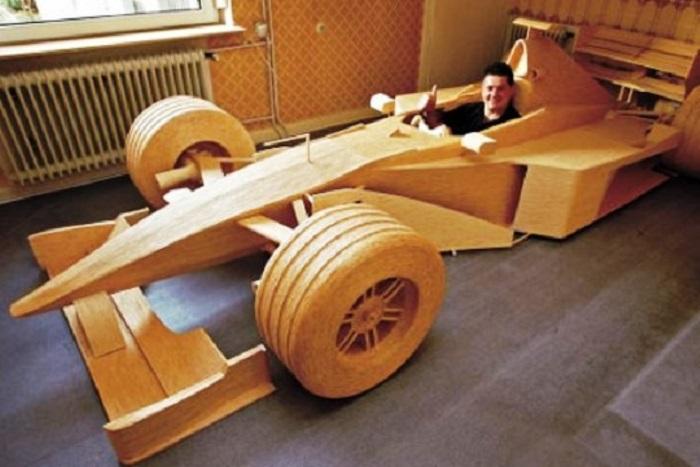 Спортивный автомобиль, разработанный для участия в Чемпионате мира по автогонкам
