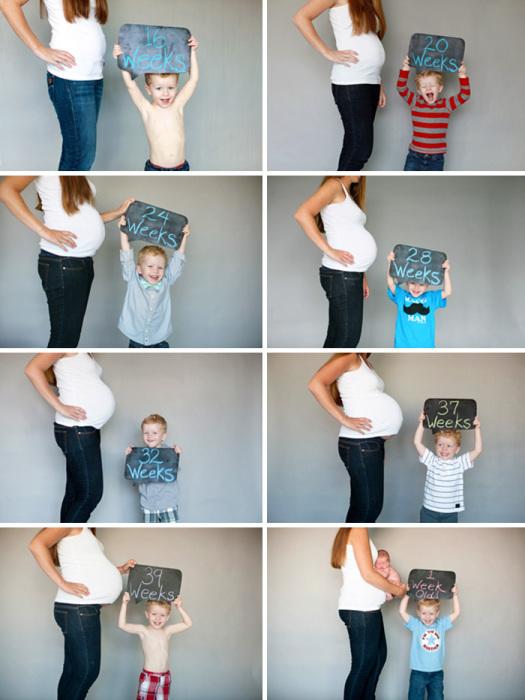 Беременность это прекрасное состояние.
