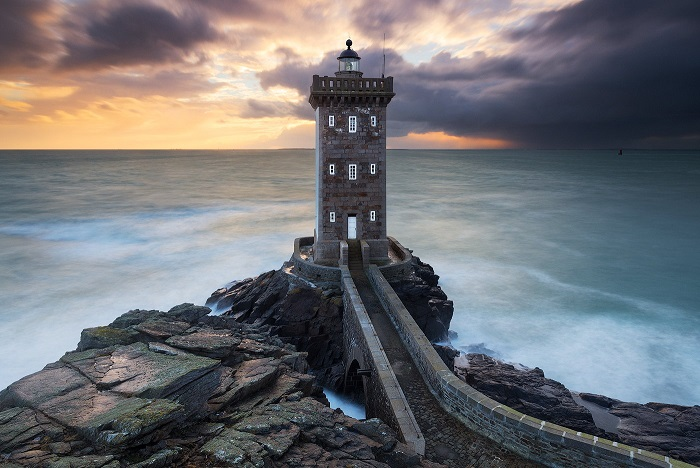 22 метровый маяк был автоматизирован в 1994 году и является одной из местных достопримечательностей, открытых для посещений туристами.