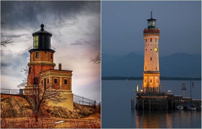 Самые красивые маяки во всём мире.