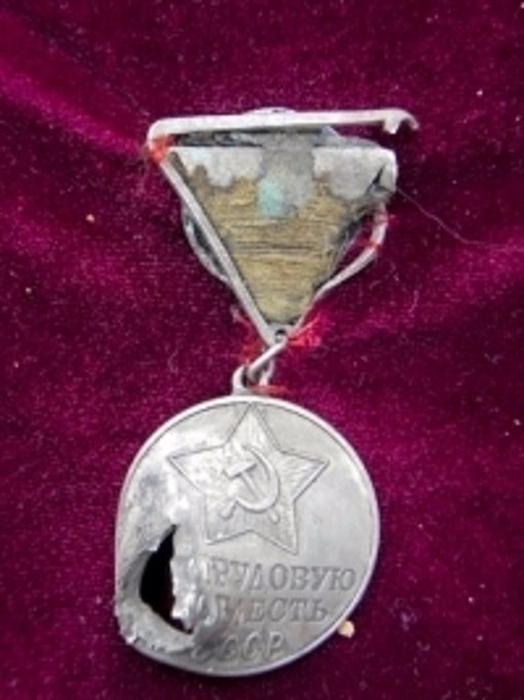 Медалью награждали за самоотверженную трудовую деятельность и проявленную при этом доблесть.