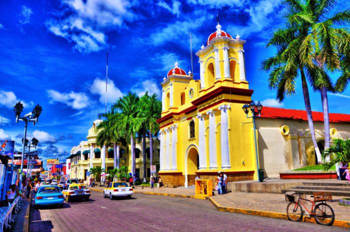 Штат Чьяпас занимает второе место в Мексике по производству какао, здесь же производится до 60% всего мексиканского кофе.