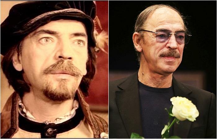 Один из самых востребованных актёров советского и российского кино, который не нуждается  в представлении, сыграл в фильме офицера Морвеля.