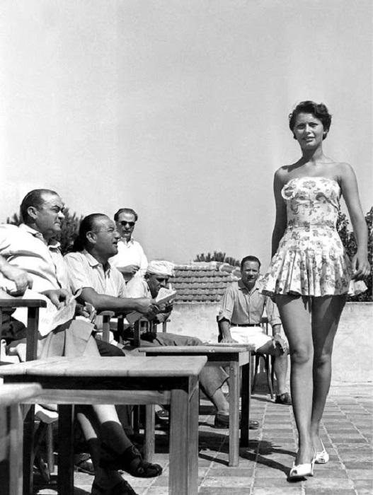 Знаменитая итальянка стала первой актрисой, которая получила «Оскар» за роль не на английском языке.