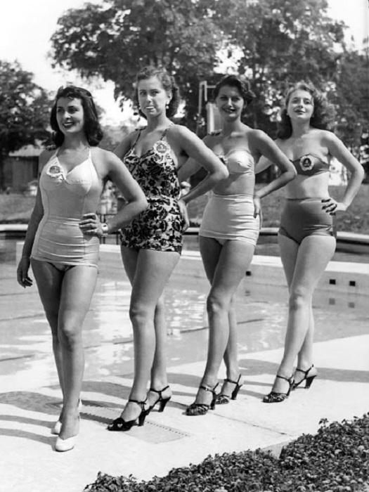 В 1950 году 16-летняя София Шиколоне становится участницей национального конкурса красоты «Мисс Италия».