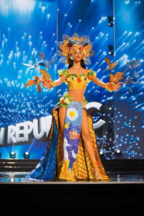 Мисс Доминиканская Республика, Сал Гарсия