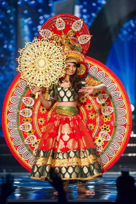Мисс Индия, Рошмита Харимурти