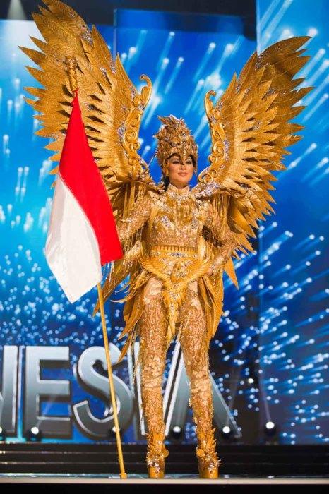 Мисс Индонезия, Кезия Вароу