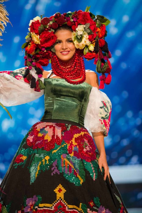 Мисс Украина, Алена Сподынюк