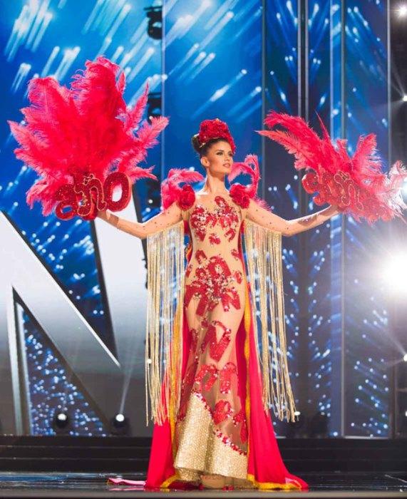 Мисс Испания, Ноэлия Фрерия