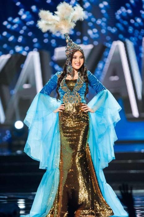 Мисс Казахстан, Дарина Кульситова
