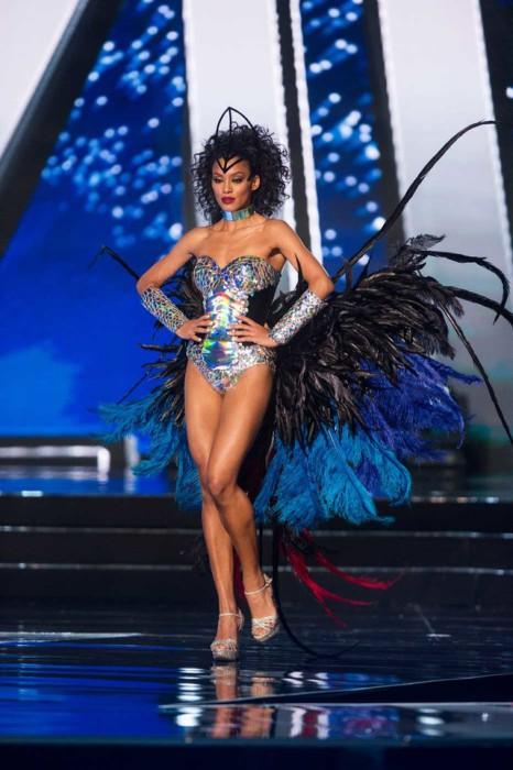 Мисс Бразилия, Раисса Сантана