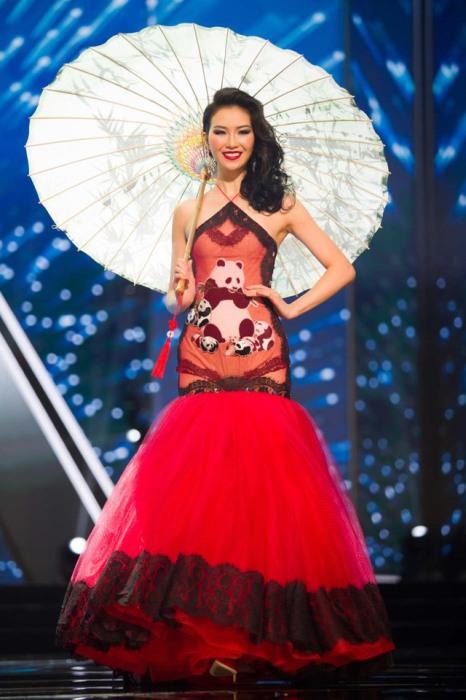Мисс Китай, Ли Чен Ян