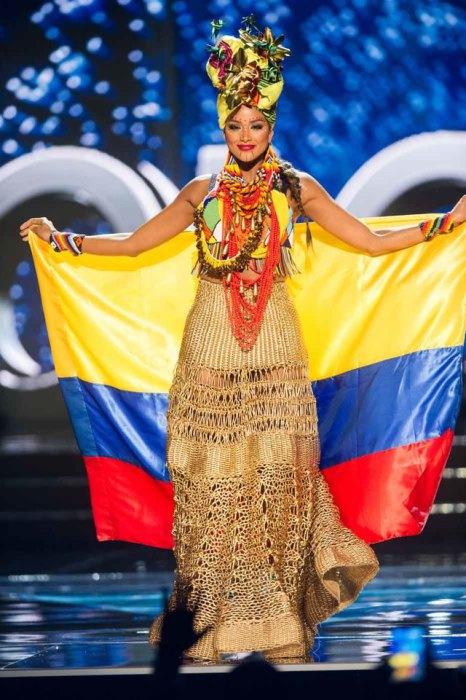 Мисс Колумбия, Андреа Товар