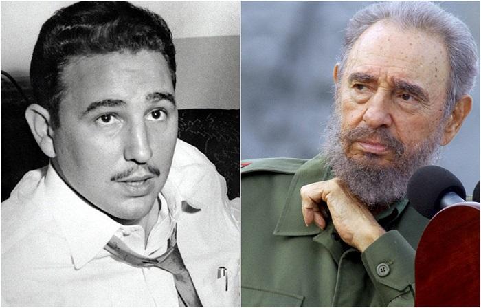 Государственный, политический и партийный деятель, руководивший Кубой 47 лет, 1955 год.