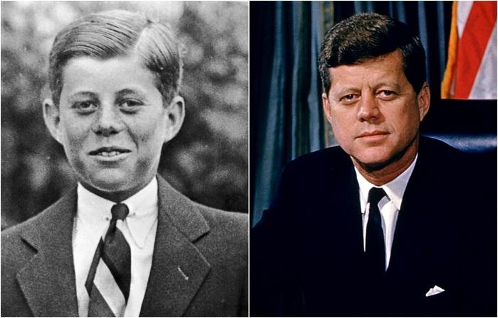 35-й президент США (1961—1963 года).