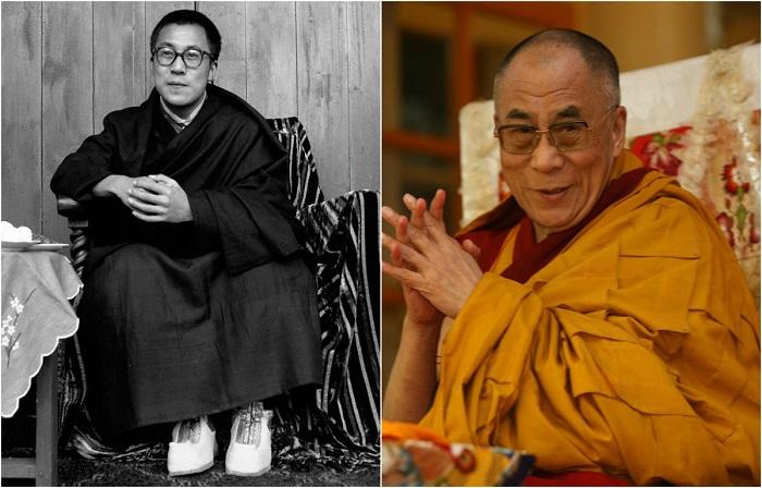 Далай-Лама XIV, Нгагванг Ловзанг Тэнцзин Гьямцхо.