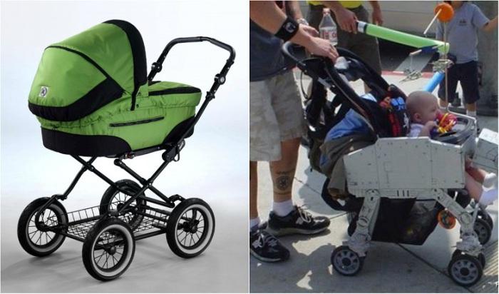 Самое главное – это участие обоих родителей в выборе коляски для малыша.