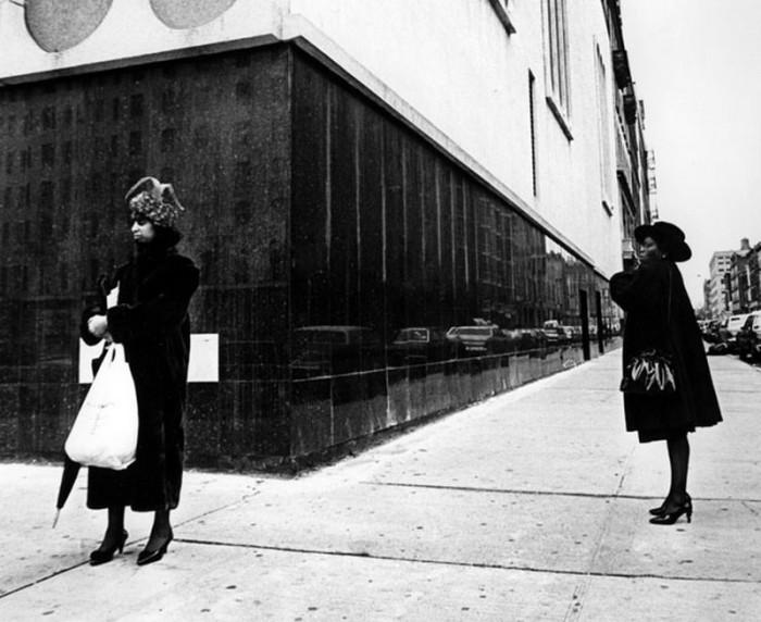 Район Гарлем в городе Нью-Йорк часто называют центром авангардной культуры.