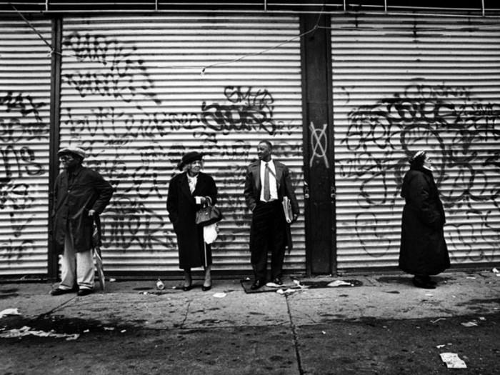 В 1920-х годах район Гарлем был печально известен как гетто.