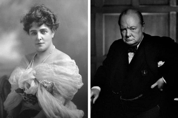 Дженни была одной из самых знаменитых красавиц второй половины XIX века.