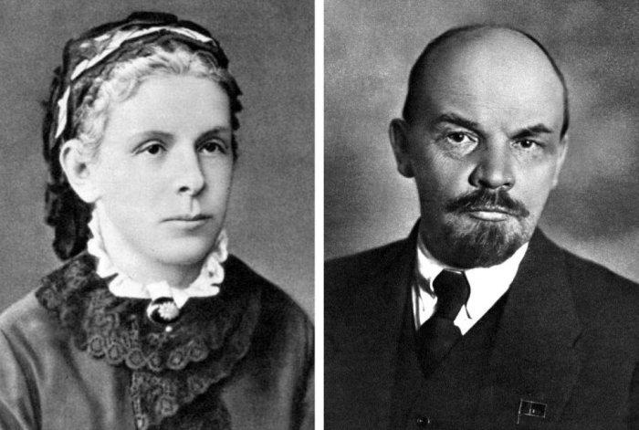 Мать основателя Советского государства В.И. Ленина.