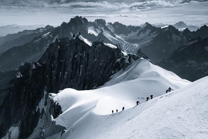 Удивительная красота гор на снимках Якуба Поломски.