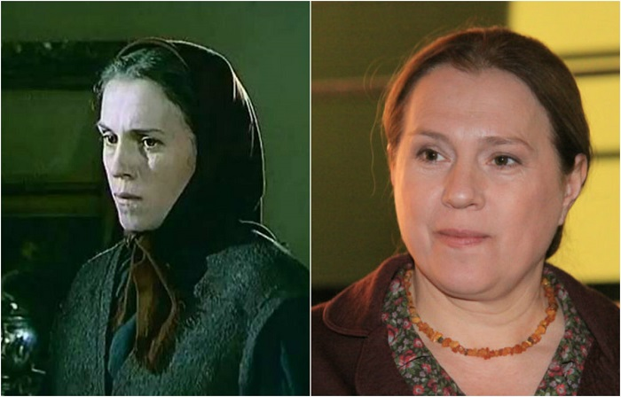 Актриса снимается в кино с 80-х годов, одна из наиболее крупных работ на экране – Христина из сериала.