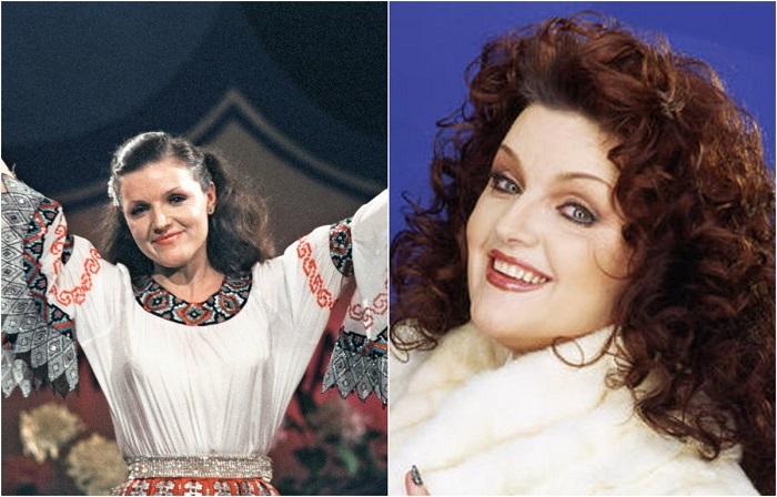 Молдавская эстрадная певица, в отличие от других звезд, не увлекается пластическими операциями.