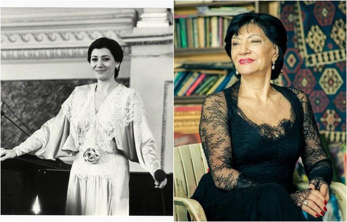 Красавица-грузинка согласна, что женскую красоту следует сохранять, но, по ее словам, все следует делать в меру.