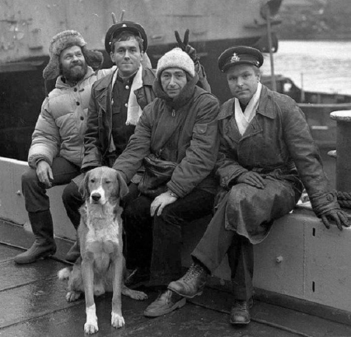Актерский состав кинокартины, признанного ветеранами самым реалистичным фильмом о войне.