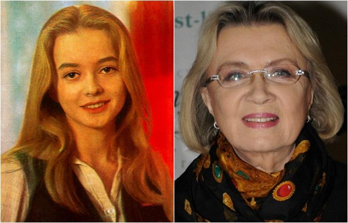 Стремительный успех и известность актрисе принесла роль Александры в художественном фильме «Москва слезам не верит».
