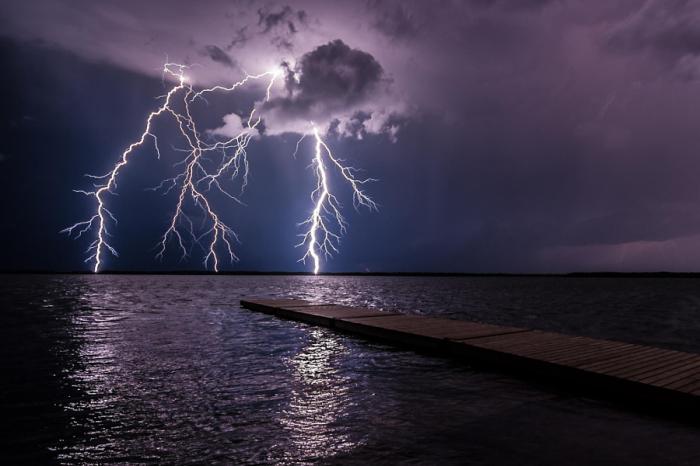 Свет на пути. Автор фотографии: Кори Хардкасл.