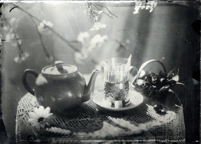 Два кусочка сахара. Автор фотографии: Гайлит Сергей.