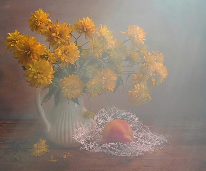 Повелительница небес полудымка. Автор фотографии: Алла Шевченко.