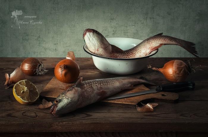 Ингредиенты. Автор фотографии: Инна Сухова.