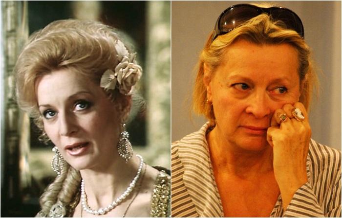 В популярном среди советских зрителей мини-сериале актриса блестяще сыграла роль Анны Гавриловны Бестужевой.